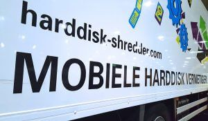 harddisk shredder