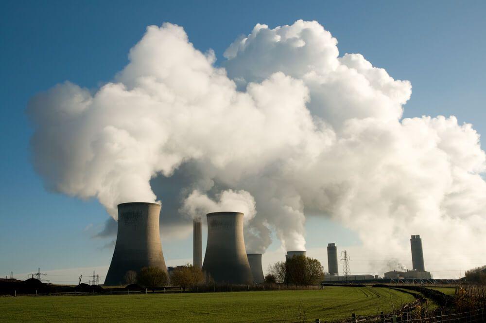 CO2 footprint schoorstenen